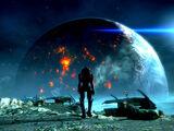 War for the Kiz'ro Milky Way Galaxy
