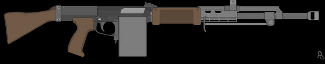 Felreden Battle Rifle