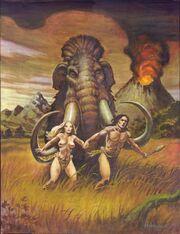 Stone Age Chase