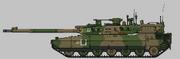 Cygnarian Haley Industries HT9A1 Istrenyr Tank