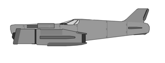 Felreden Fighter Plane