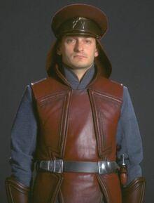 RNSF Officer