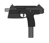 Felreden Machine Pistol