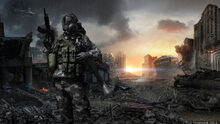 Warzone wallpaper battlefield 3 engineer by thetruemask-d5izc64