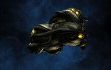 Klingon Marauder Patrol Cruiser