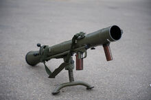 Carl Gustav recoilless rifle