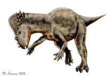 Pachycephalosaurus by ntamura-d38wh68