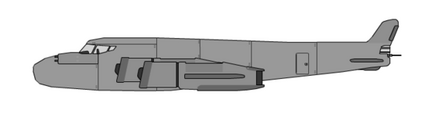 Felreden Bomber Aircraft