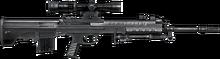 BFBC2 Type 88 Sniper ICON