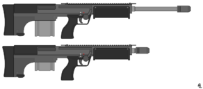 Felreden Sniper Rifle 2