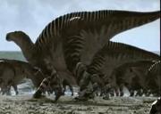 Iguanodons