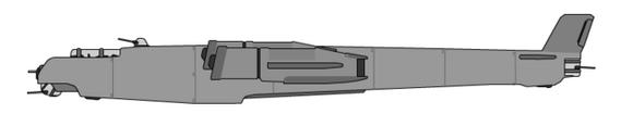 Felreden Strategic Bomber