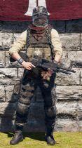 Eden's Gate Heavy Gunner