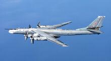 Russian Bear 'H' Aircraft MOD 45158140