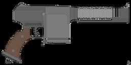 Felreden Tekla Pistol