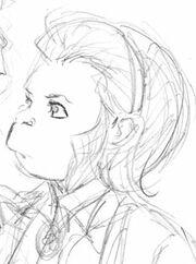 Zira and Cornelius sketch by CD8521