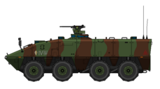 Cygnarian Armored Carrier