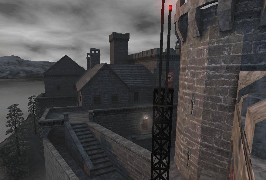Castle wolfenstein great multiverse wiki fandom for Castle wolfenstein
