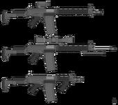 Felreden Assault Rifle 2