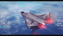 CygnarianStarFighter