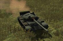 WRD Ingame T-55