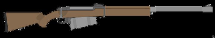 Felreden Elven Ranger Rifle