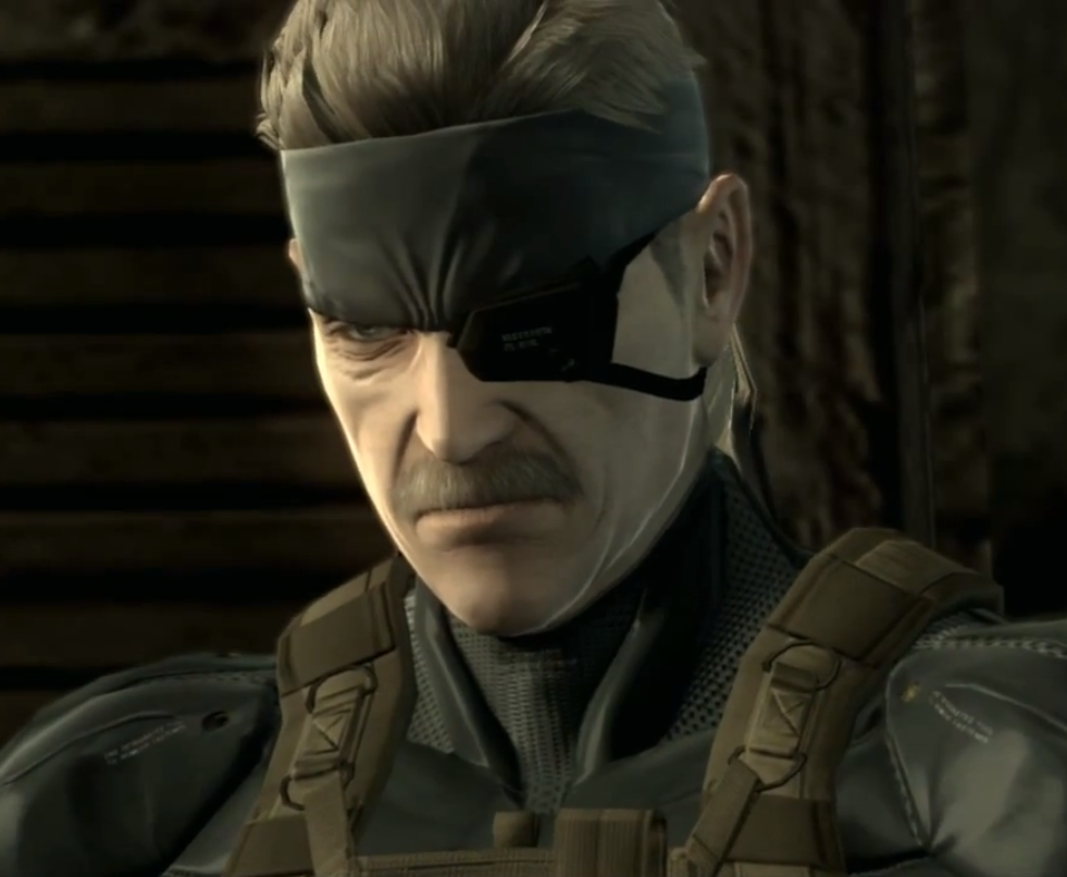 MGS1 Solid Snake by GeorgeSears1972 on DeviantArt