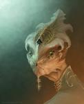 Alien guy by moawallin-d6rsk4q