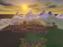 Haven City from Jak II render