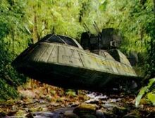 Armored freerunner