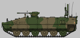Cygnarian Armored Carrier 2