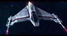 Felreden Starfighter