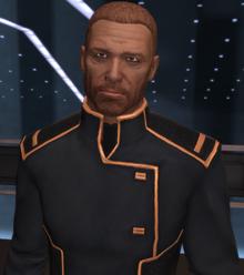 Admiral ahern ME charshot