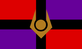 Empire of the Combine Race flag v2-0