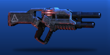 ME3 Striker Assault Rifle