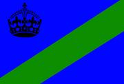 Flag of the kingdom of great venus