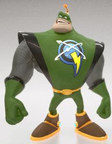 Qwark 3d art Nexus