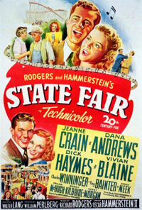 File:State Fair (1945) movie poster.jpg