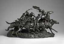 The Old Dragoons of 1850