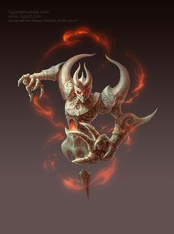 Monster by hgjart