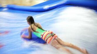 Wolf Rider Wipeout - Great Wolf Lodge Southern California
