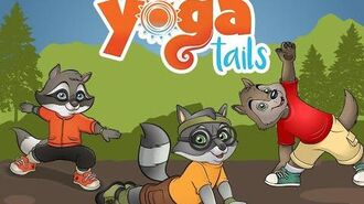 Yoga for Kids Yoga Tails from Great Wolf Lodge