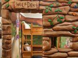 Wolf Den Suite