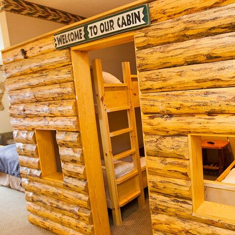 The first version of the KidCabin Suite with the