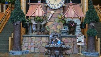 Great Wolf Lodge - Traverse City MI - Clock Tower Show