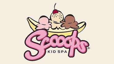 Scooops Kid Spa Logo