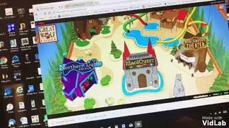 Let's Tour- A Great Wolf Lodge page on Nickelodeon's website!