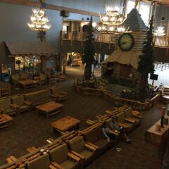 Grand Mound, WA Grand Lobby