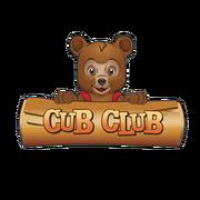 Cub Club Modern Logo