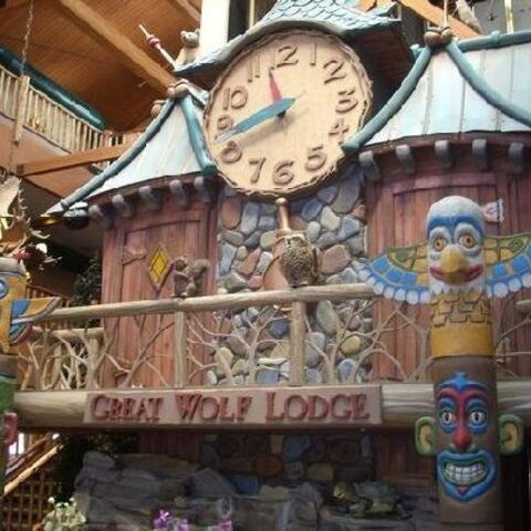 This particular version was found at the Wisconsin Dells, WI location.